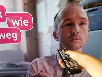 TV Werbung - Die Fernbedienung als Regulierer