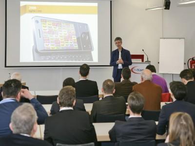Workshop TV-Komm.