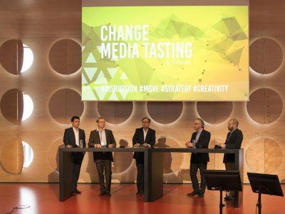 Change Media Tasting 2016